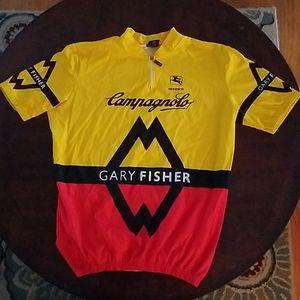 Men's Giordana bike jersey